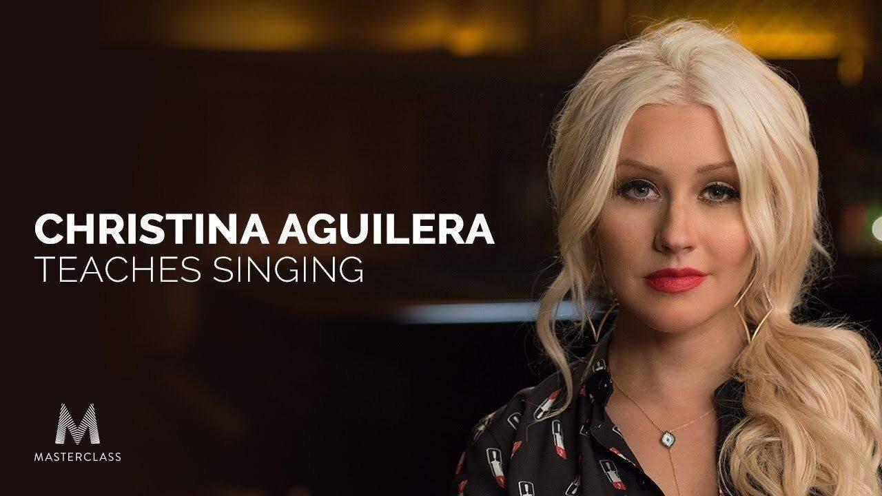 Christina Aguilera's Masterclass Review