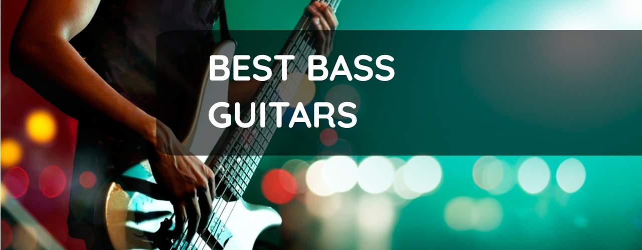 Best Bass Guitars on the Market