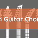 Bm Chord – B Minor Guitar Chord for Beginners