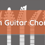 Cm Chord, How to Play the C Minor Guitar Chord