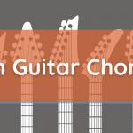 Em Chord, How to Play E Minor Guitar Chord