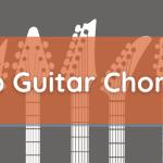 Gb Chord, How to Play G Flat Chord on Guitar