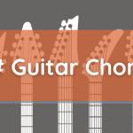 G# Chord, How to Play G Sharp Major Chord on Guitar