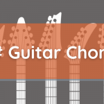 A# Chord, How to Play the A Sharp Major Guitar Chord