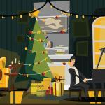 Top 17 Easy Christmas Guitar Songs