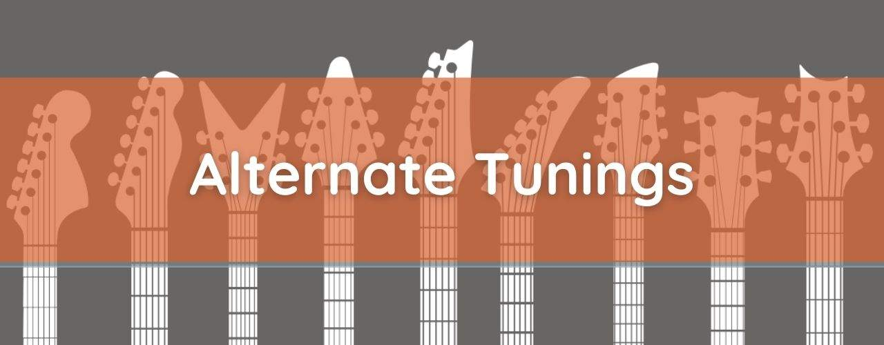11 Alternate Guitar Tunings (Alternatives You Must Know)