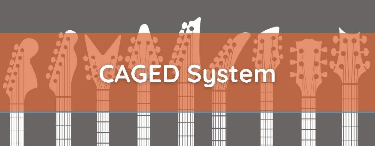 Learn the Caged System on Guitar (Master Your Fretboard)