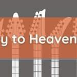 Stairway to Heaven Guitar Chords